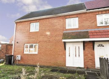 Thumbnail 3 bed semi-detached house for sale in Conyers, Nettlesworth, Chester Le Street