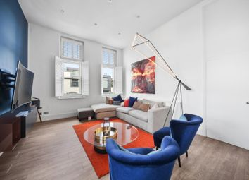 Thumbnail 3 bed flat for sale in Bolsover Street, London