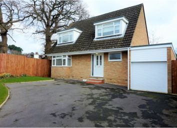 Thumbnail 4 bed detached house for sale in Asford Grove, Bishopstoke, Eastleigh