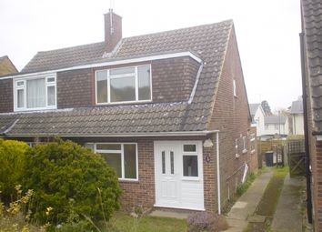 Thumbnail 4 bed semi-detached house to rent in Westgate Close, Canterbury