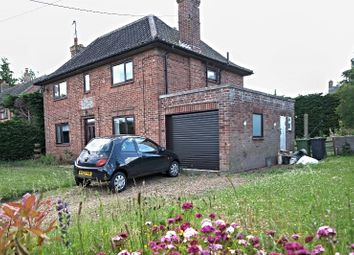 Thumbnail 3 bedroom detached house for sale in Wells Road, Walsingham