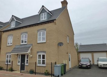 Thumbnail 5 bed detached house to rent in Kempton Drive, Barleythorpe, Oakham