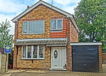 Thumbnail 3 bed detached house for sale in Clinton Avenue, Brinsley, Nottingham
