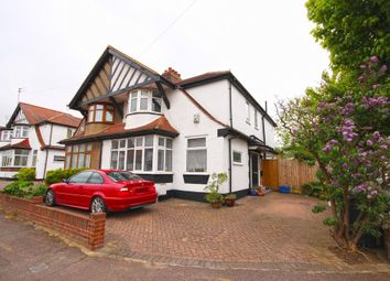 Thumbnail 4 bed semi-detached house for sale in Valley Hill, Loughton