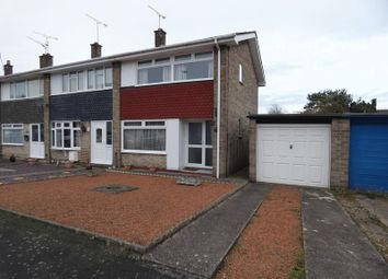 Thumbnail 3 bed end terrace house for sale in Winchester Drive, Burton-On-Trent