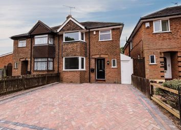 Thumbnail 3 bed semi-detached house for sale in Barron Road, Northfield, Birmingham, West Midlands