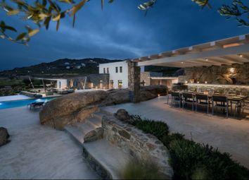 Thumbnail 10 bed villa for sale in Platis Gialos 846 00, Greece