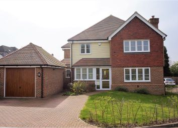 Thumbnail 5 bed detached house for sale in The Morlings, Maidstone