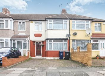 Thumbnail 3 bed terraced house for sale in Carr Road, Northolt, Middlesex