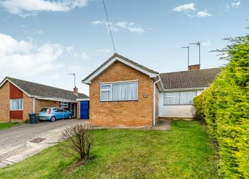 Thumbnail 3 bed semi-detached bungalow for sale in Westminster Close, Brackley