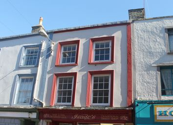 Thumbnail 2 bed maisonette to rent in Flat 1, 19 Pier Street, Aberystwyth