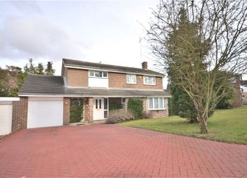 Thumbnail 4 bed detached house for sale in Lily Hill Road, Bracknell, Berkshire