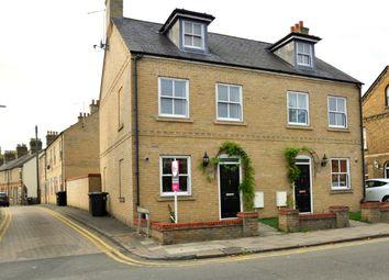 Thumbnail 3 bedroom semi-detached house to rent in Ermine Street, Huntingdon, Cambridgeshire
