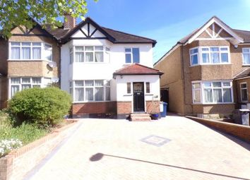 Thumbnail 3 bed semi-detached house for sale in Friern Park, North Finchley, ., London