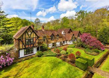 Thumbnail 6 bed detached house for sale in Stroud Lane, Shamley Green, Guildford, Surrey