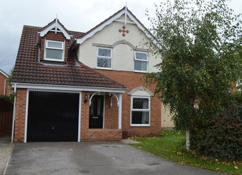 Thumbnail 3 bed detached house for sale in Pasture Drive, Whitwood, Castleford