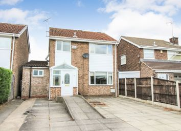 Thumbnail 3 bed detached house for sale in St. Johns Crescent, Clowne, Chesterfield