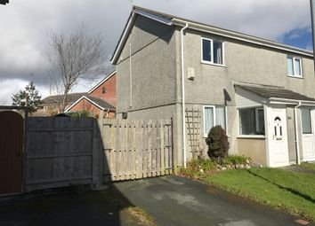 Thumbnail 1 bed semi-detached house to rent in Grove Park, Torpoint