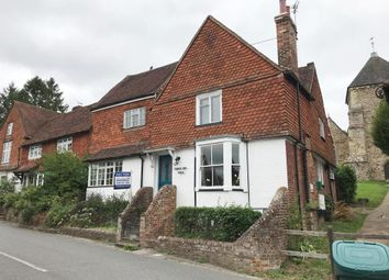 Thumbnail 1 bed end terrace house for sale in Church Gate House, Church Street, Rudgwick, Horsham, West Sussex