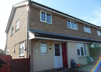 Thumbnail 2 bed terraced house to rent in Little Meadow, Bradley Stoke, Bristol