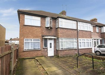 Thumbnail 6 bed end terrace house for sale in Mollison Way, Edgware, Greater London