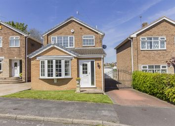 Thumbnail 3 bedroom detached house for sale in Rockingham Close, Ashgate, Chesterfield