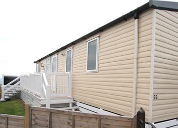 Thumbnail 2 bed property for sale in Popular Caravan Park, Swanage