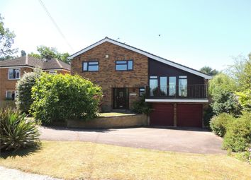 Thumbnail 4 bed detached house for sale in Campsey Road, Southery, Downham Market