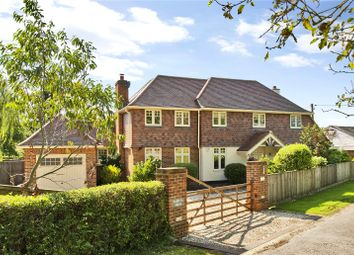 Thumbnail 4 bed detached house for sale in Milley Road, Waltham St Lawrence, Berkshire