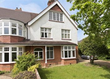 Thumbnail 3 bed maisonette for sale in Mayfield Road, Weybridge, Surrey