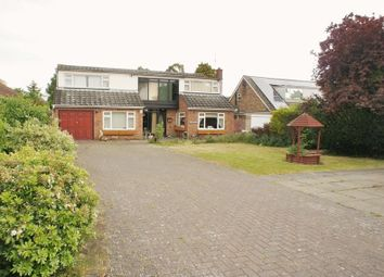 Thumbnail 4 bed detached house for sale in Church Road, Brightlingsea, Colchester