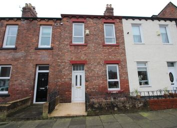 Thumbnail 2 bed terraced house for sale in Monksclose Road, Carlisle