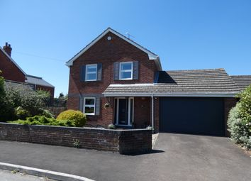 Thumbnail 4 bed detached house to rent in Coronation Road, Prestbury, Cheltenham