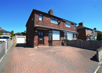 Thumbnail 2 bed semi-detached house for sale in Burlington Avenue, May Bank, Newcastle-Under-Lyme