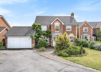 Thumbnail 4 bed detached house for sale in Ash Gate, Thatcham