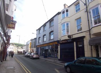Thumbnail 1 bedroom flat to rent in Chalybeate Street, Aberystwyth
