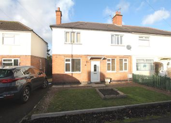 Thumbnail 3 bed semi-detached house for sale in Hinckley Road, Stoney Stanton, Leicester