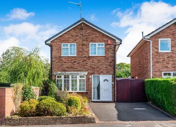 3 bed detached house for sale in Burrington Drive, Stoke-On-Trent ST4