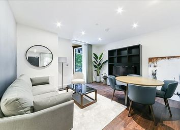 Thumbnail 1 bedroom flat to rent in Ostro Tower, Nr Canary Wharf, London