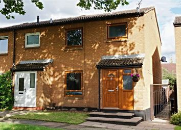 Thumbnail 3 bed end terrace house for sale in Pendlebury Drive, Leicester