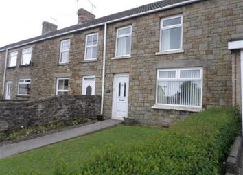 Thumbnail 4 bed terraced house for sale in Coychurch Road, Pencoed, Bridgend