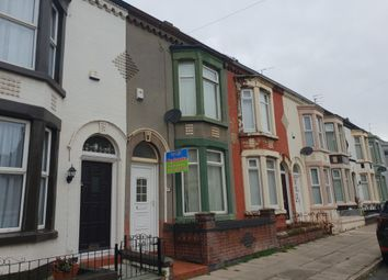 Thumbnail 2 bed terraced house to rent in Stuart Road, Liverpool, Merseyside