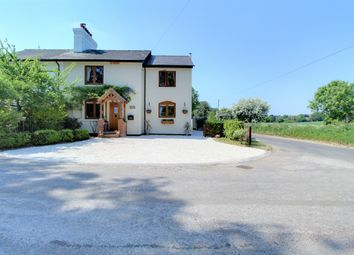 Thumbnail 3 bed semi-detached house for sale in Breach Farm, Dummer, Hampshire