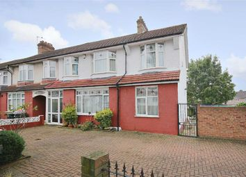 Thumbnail 6 bed end terrace house for sale in Chimes Avenue, Palmers Green, London