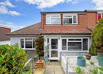 Thumbnail 3 bed semi-detached bungalow for sale in The Deeside, Brighton, East Sussex