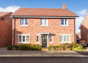 Thumbnail 4 bed detached house to rent in Terlings Avenue, Gilston