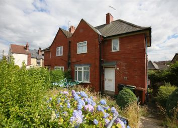 Thumbnail 2 bedroom semi-detached house for sale in Victoria Park Grove, Bramley, Leeds