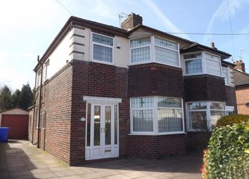 Thumbnail Semi-detached house for sale in Chell Green Avenue, Stoke On Trent, Staffordshire