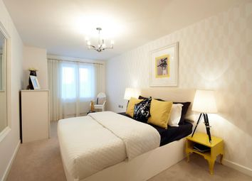 "Thumbnail 2 bed flat for sale in ""The Albatross - Plot 367"" at Doolittle Village, Daws Hill Lane, High Wycombe"