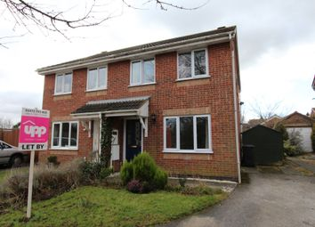 Thumbnail 3 bed semi-detached house to rent in Redwing Close, Oakham